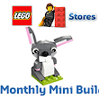 Deal Shopping Mama: FREE LEGO Bunny Model Build at Lego Stores on 3/1-3/2