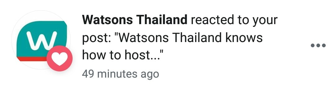 Watson's Thailand, shopping in Thailand, lifestyle, beauty, where to shop in Thailand,