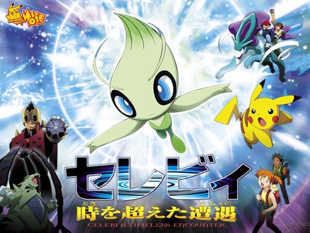 Pokemon Movie 4: Celebi và Cuộc Gặp Gỡ Vượt Thời Gian (2001)