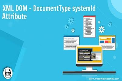 XML DOM - DocumentType systemId Attribute