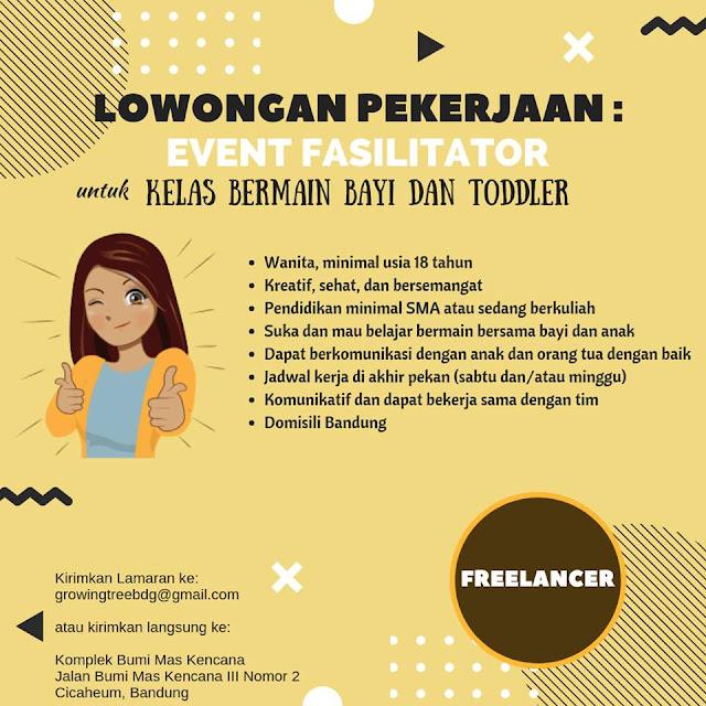 Lowongan Kerja Freelancer Bandung
