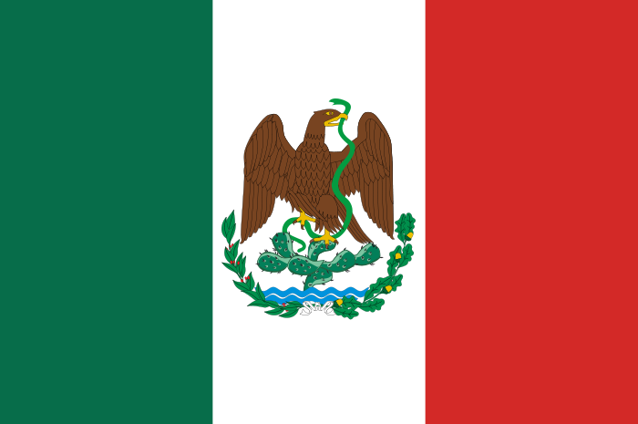 Mexican Flag - The Best State