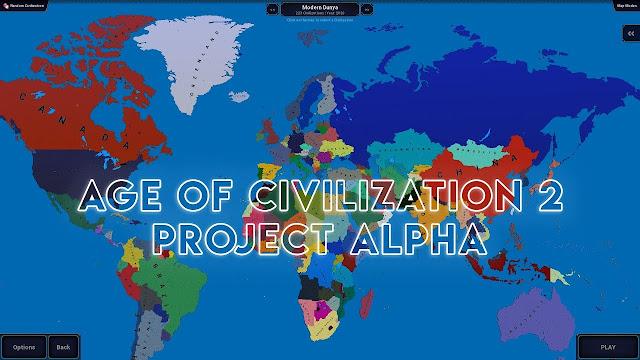 Age Of Civilizations 2 Project Alpha Modu