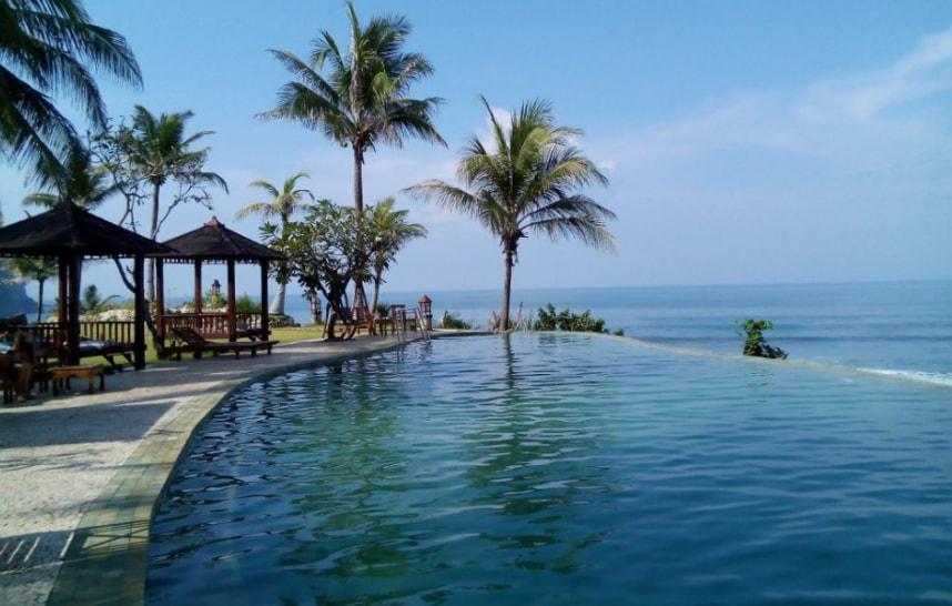 Villa Dengan Susana Asri di Yogyakarta Cocok Buat Keluarga