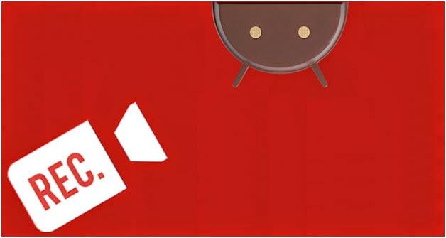 Cara Rekam Layar pada Android 4.4 KitKat