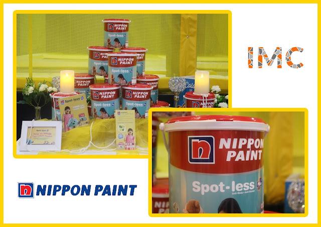 nippon spot-less dukung kreativitas anak