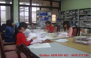 Lớp nghiệp vụ văn thư lưu trữ hành chính văn phòng