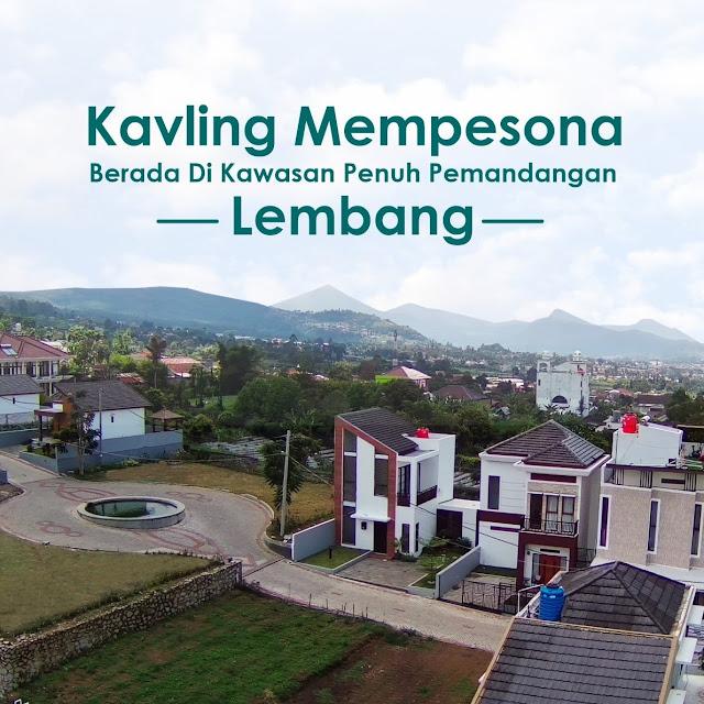 Kavling Siap Bangun di Sharia Islamic Higland Bandung Lembang