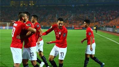 بث مباشر مباراة مصر وغانا اليوم