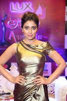 Shreya Saran in Skin Tight Golden Gown ~  Exclusive 008.JPG