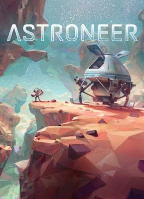 Capa do Astroneer - The Holiday