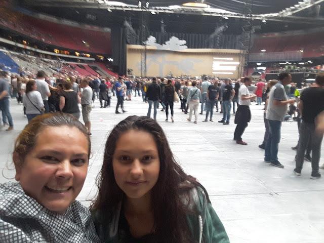 U2 Konzert mit Kind