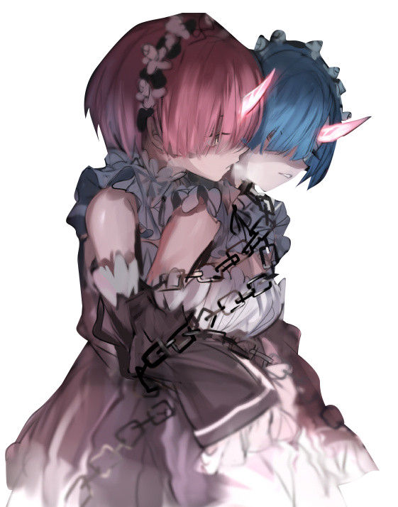 render Ram and Rem