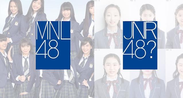 JNR48 plagiazing MNL48 logo?