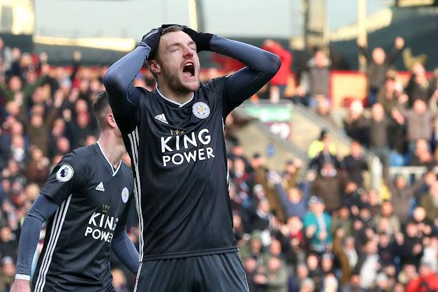 Video Cuplikan Gol: Burnley 2-1 Leicester City (Premier League)