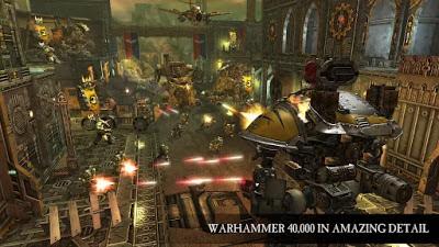 لعبة Warhammer 40,000: Freeblade v5.6.1 كاملة للأندرويد (اخر اصدار) FE77C1X.jpg
