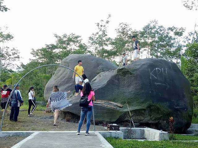 museum batu merapi