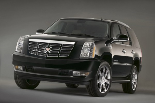 Cadillac Escalade Vista Frontal