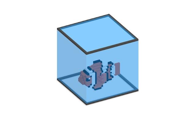 Water in Mega Voxels Play