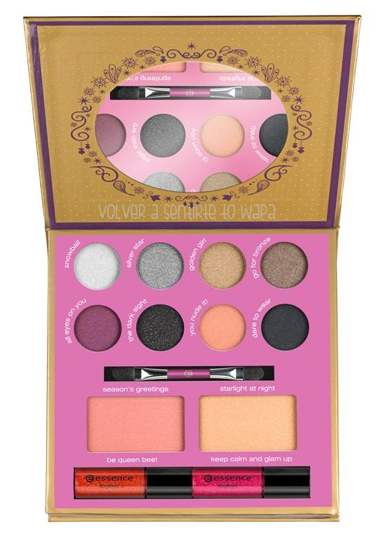 Essence Party Look Make-up Box {Noviembre - Diciembre 2014}