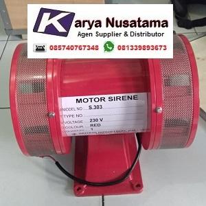 Harga Motor Siren Yahagi 303 Bisa COD Jakarta dan Sekitarnya