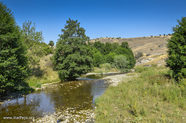 Gradeshka River, Mariovo, Macedonia