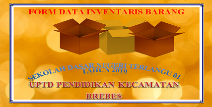 Download Format dan Aplikasi Inventaris Barang