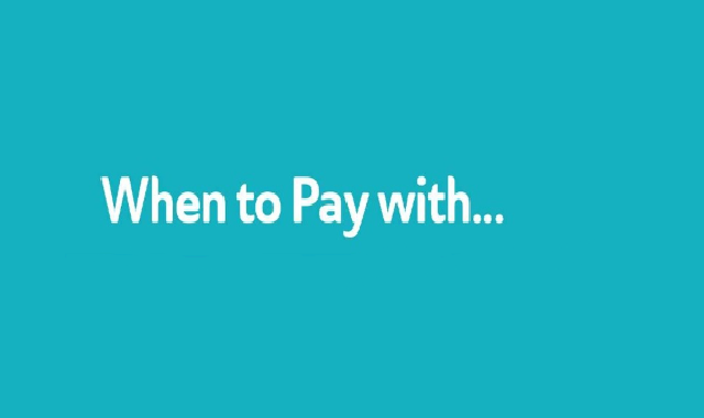 Alternative Ways to Pay With #Infographic