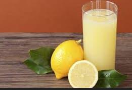 عصير الليمون أعشاب طبيعيه لعلاج زيادة الأملاح في الجسم