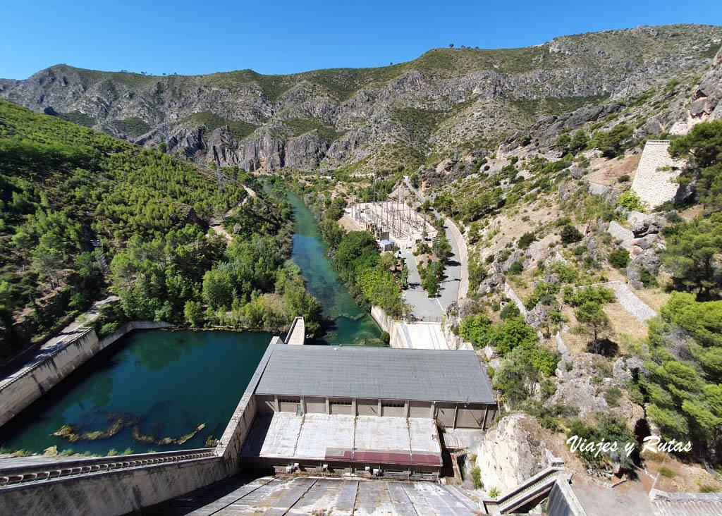 Presa del embalse de Buendía, Cuenca