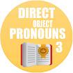 study direct object pronouns