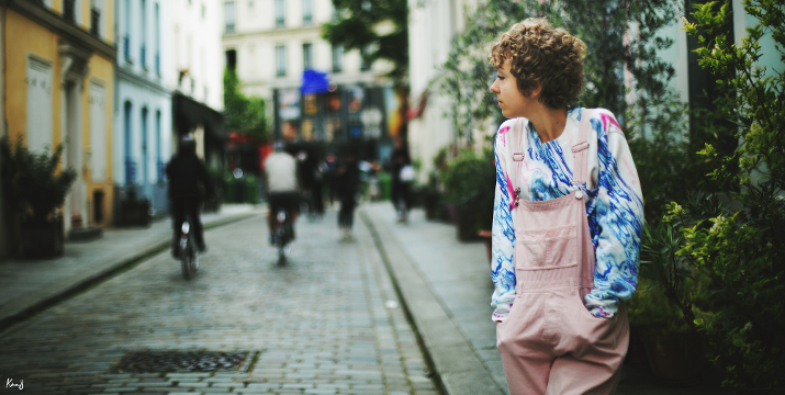 outfit of the day, dungarees, fashion blogger, das sheep, pink, cute