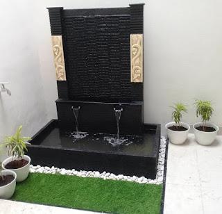 kolam water wall