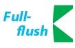 Full-flush