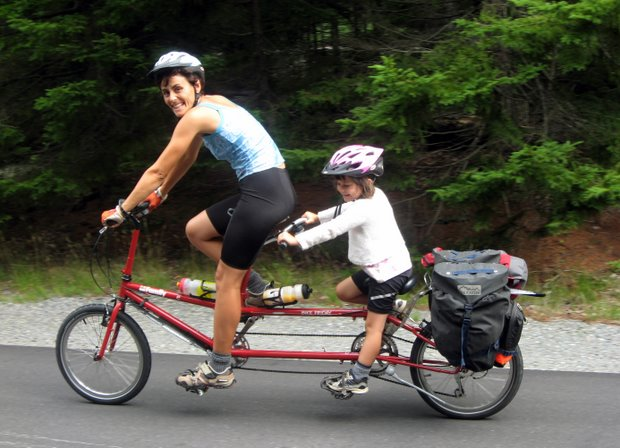 Tandem Bike Attachment for Your Child