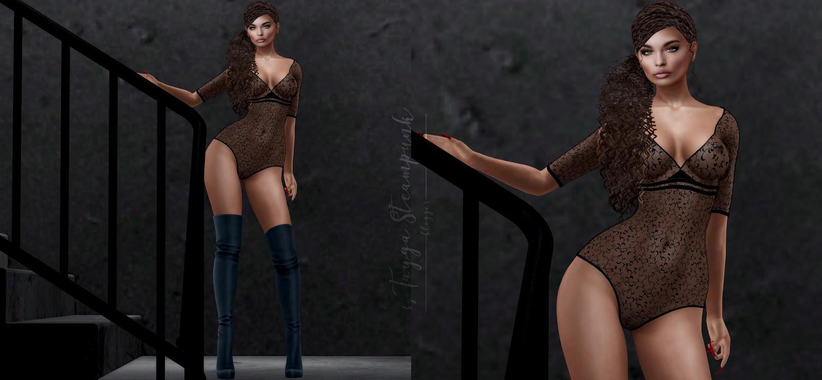 TS #579 Rendas que sensualizam