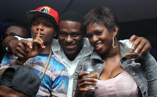 Waje Congratulates Wizkid for Making Nigerians Proud