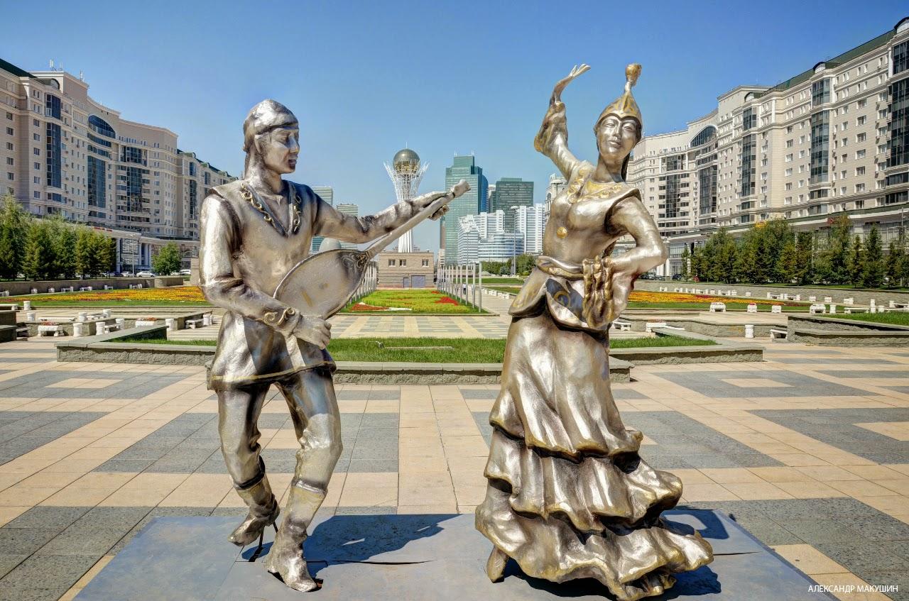Астана. Фото