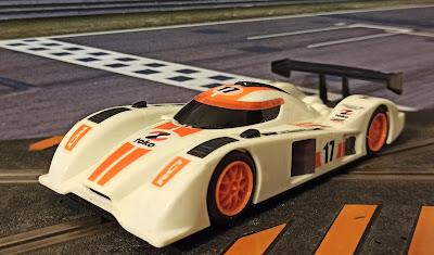 "LMP Scalextric UK ""Toko"" nº 17 - Le Mans Prototype"