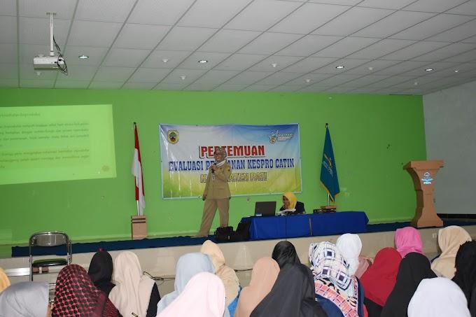 Dema Ipmafa Fasilitasi Dinas Kesehatan Pati Sosialisasikan Kesehatan Reproduksi Remaja