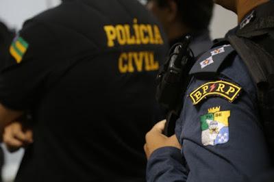 Chefe do tráfico de drogas em Capela morre em confronto com a polícia