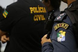 Policiais civis e militares de Itabaiana realizaram operação conjunta e apreenderam um adolescente em flagrante por tráfico de droga
