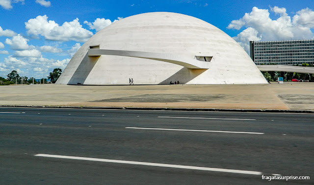 Museu Nacional Honestino Guimarães, Brasília