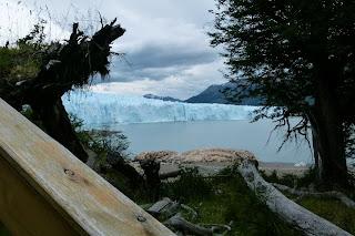 trekking big ice caminata en el perito moreno