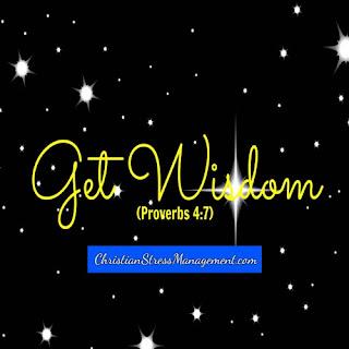 Get wisdom Proverbs 4:7