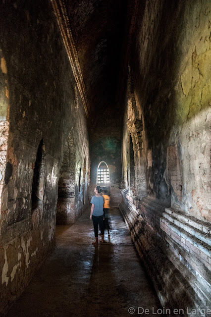 Patho Thamia - Old Bagan - Myanmar - Birmanie
