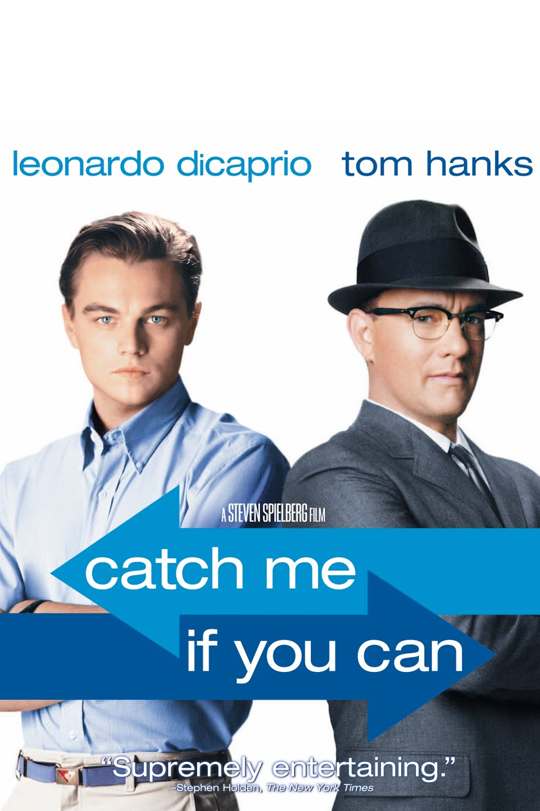 Moviesinistik Review Catch Me If You Can 2002