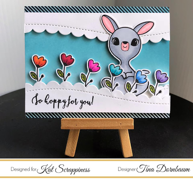 Hoppy For You Stamp Set.