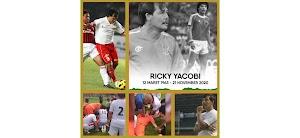 Legenda Sepakbola Indonesia, Ricky Yakobi, Meninggal Dunia Saat Bermain Bola di Senayan