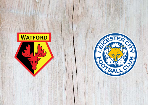 Watford vs Leicester City -Highlights 20 June 2020